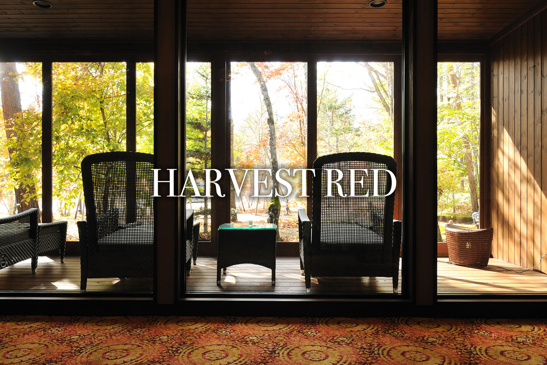HARVEST RED